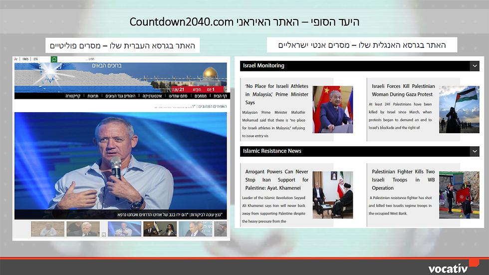 Iranian operated news site
