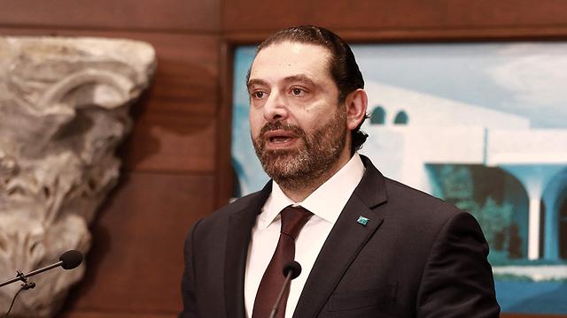 ראש ממשלת לבנון סעד אל חרירי (צילום: AFP)