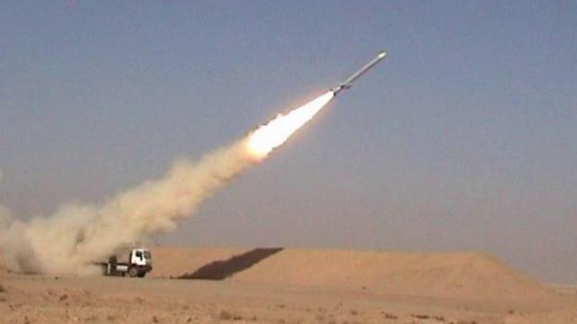 ניסוי חדש בטיל בליסטי באירא ()