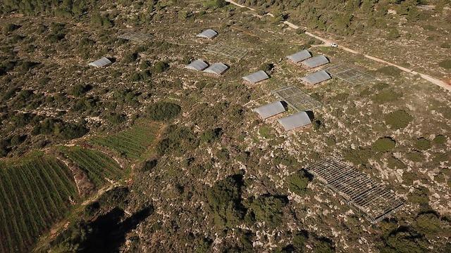 תחנת המחקר (צילום: גד זוסמן)