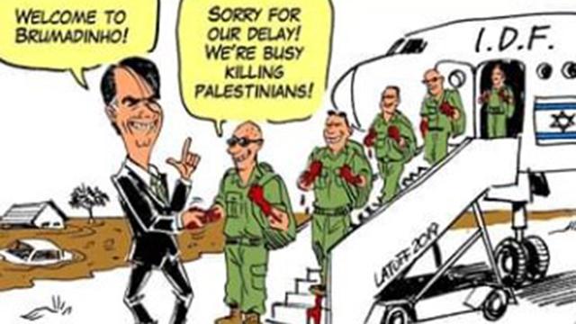 Карикатура Латуффа