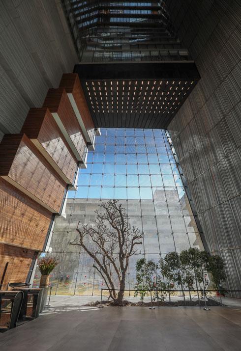 לחצו להצצה ראשונה לתוך בניין ToHa החדש (צילום: איל מרילוס)