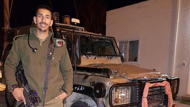 """Боец """"Нецах-Йегуда"""" спас палестинскую женщину"""