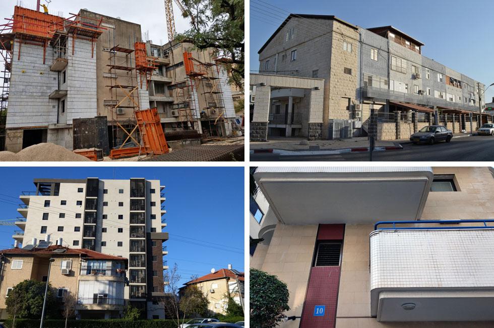 התמ''א דירדרה את האדריכלות הישראלית לאחת התקופות המדכדכות שלה (צילום: גיא שחר)