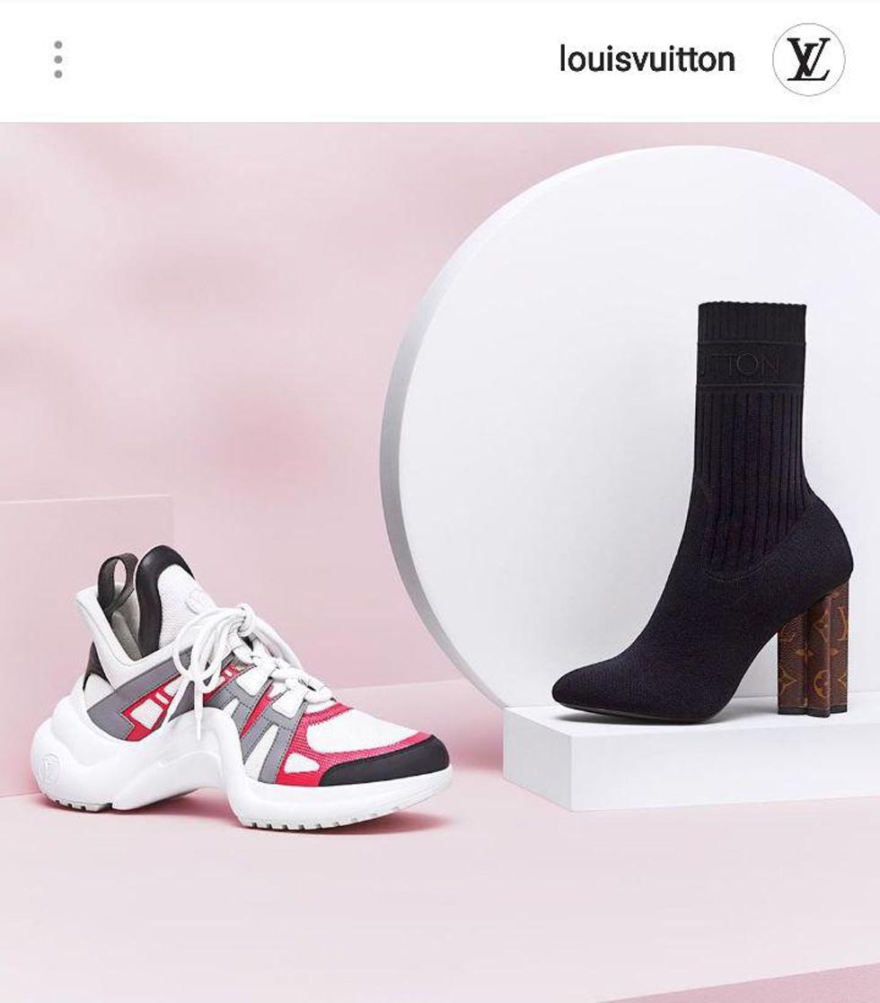 Louis Vuitton. Фото: Instagram