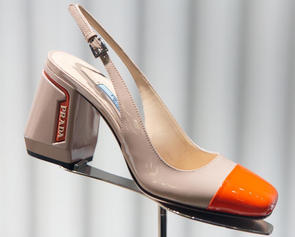 Туфли Prada. Фото: shutterstock