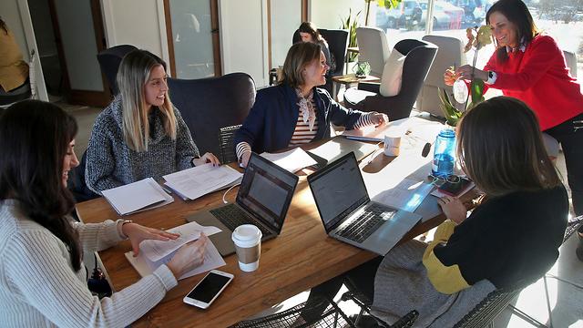 חללי עבודה ל נשים ארה