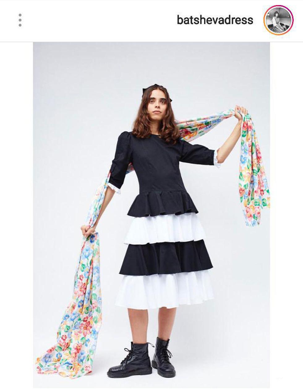 Платье из новой коллекции. Фото: Instagram