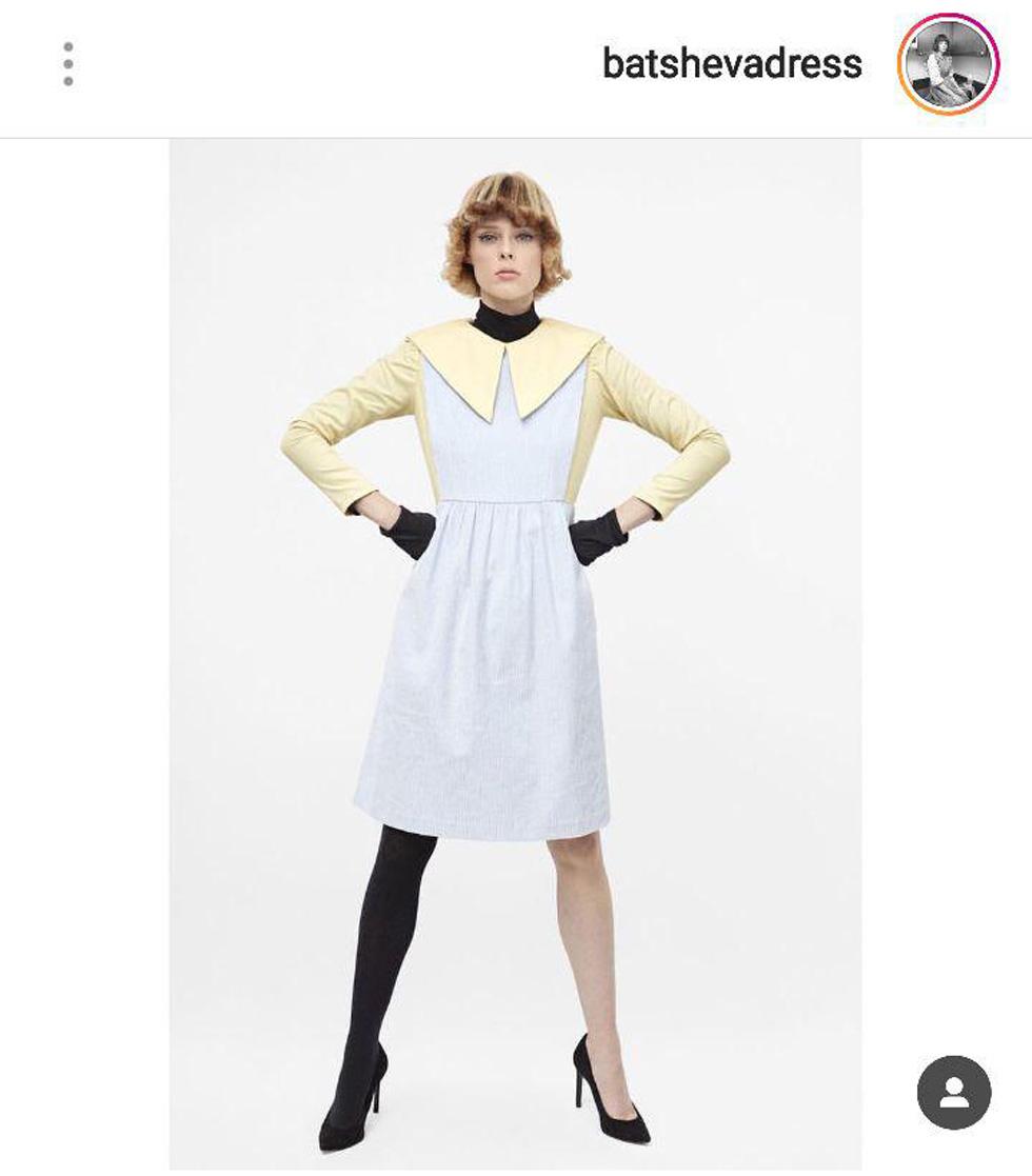 Платье из коллекции. Фото: Instagram