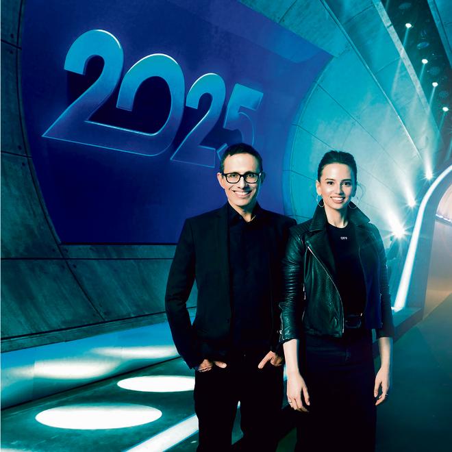 'האח הגדול'  היה 2009, זה 2019. טל וקורין גדעון ב־2025