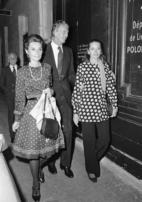 """הובר דה ז'יבנשי על אודרי הפבורן: """"הקשר שלי איתה היה 'סוג של נישואים'"""" (צילום: rex/asap creative)"""