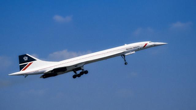 מטוס קונקורד (צילום: shutterstock)