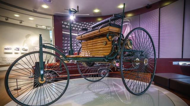 המכונית הראשונה (צילום: shutterstock)