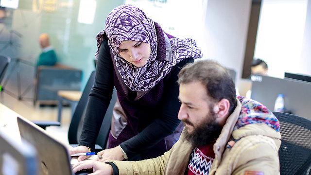 פאטמה עאשור (צילום: אסמאא' חלידי)