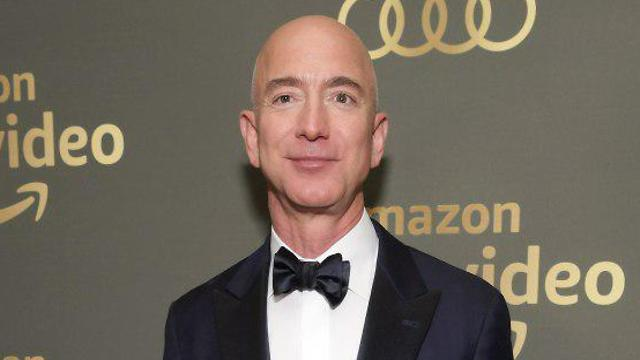 Amazon owner Jeff Bezos (Photo: Getty)