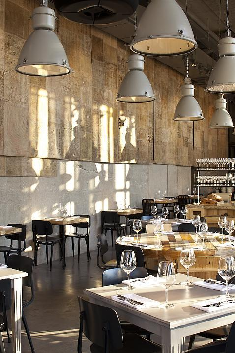 """מסעדת """"יפו תל אביב"""" (צילום: דניאל לילה)"""