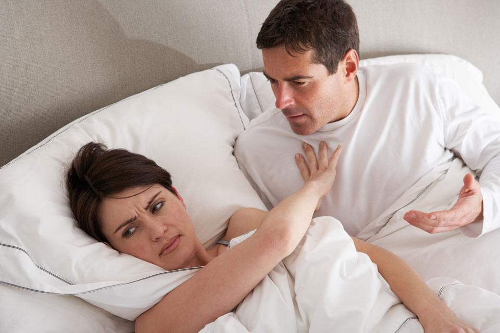 אנשים עם הפרעת קשב נוטים להיפר־סנסיטיביות, כלומר הפרעה בוויסות החושי. הרגישות הזו יכולה להפריע מאוד בסקס, כשמגע שאמור להיות נעים אינו נעים להם ואף מכאיב (צילום: Shutterstock)