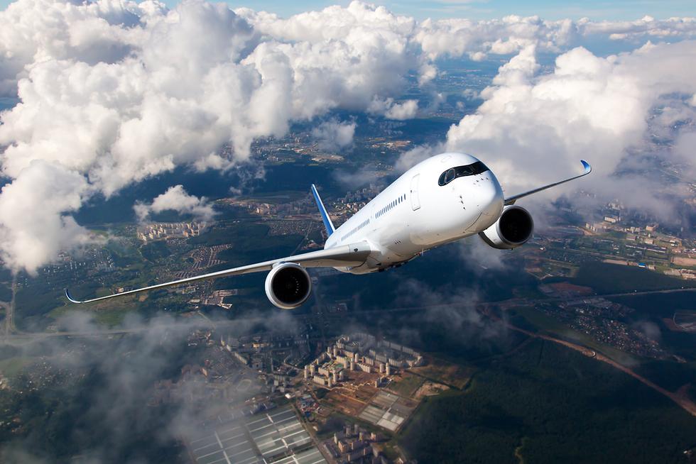 מטוס (צילום: shutterstock)