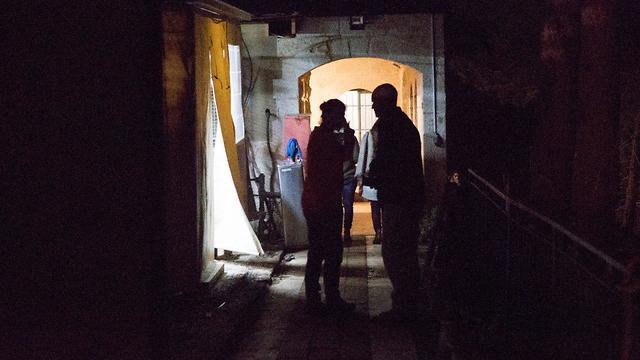 גופה של צעירה נמצאה בירושלים (צילום:  TPS)