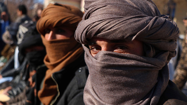 Taliban members in Afghanistan (Photo: EPA)