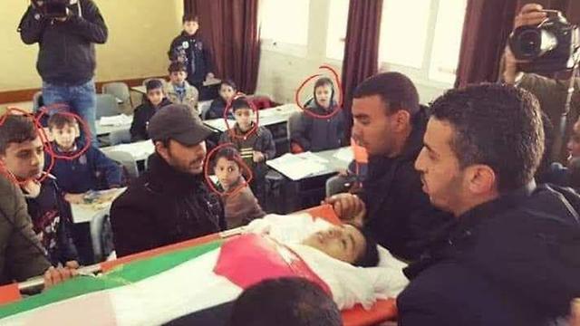 פלסטיני נהרג במהלך צעדת השיבה ()