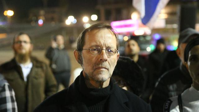 משה פייגלין (צילום: מוטי קמחי)