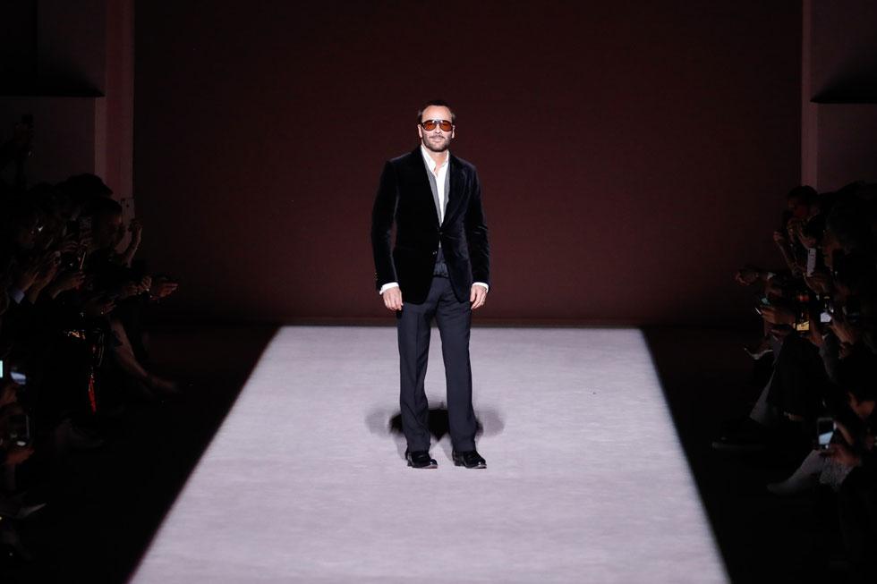 מתגעגע לתקופה בבית האופנה גוצ'י? טום פורד (צילום: JP Yim/GettyimagesIL)