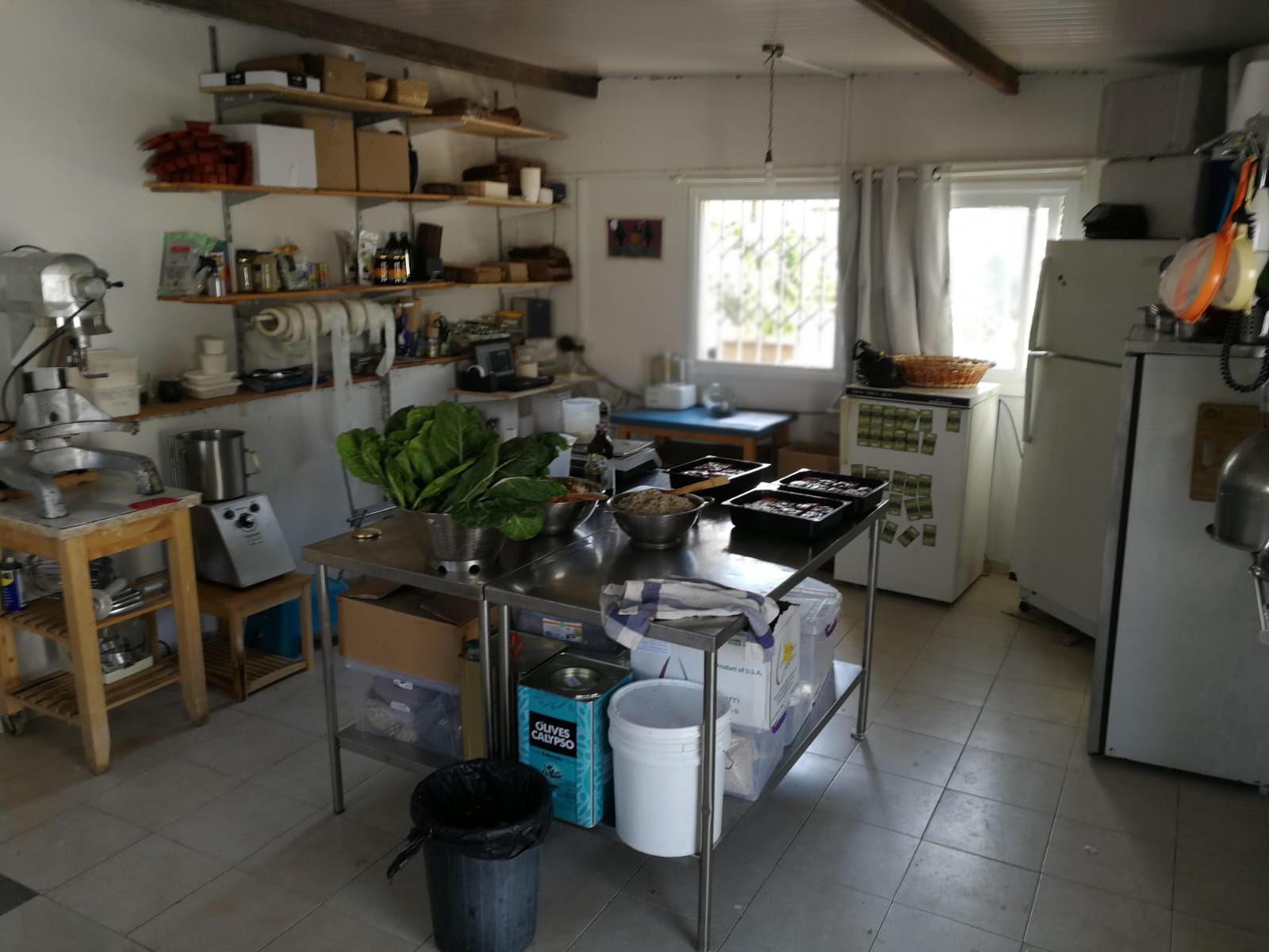 המטבח של Plenty (צילום: יח