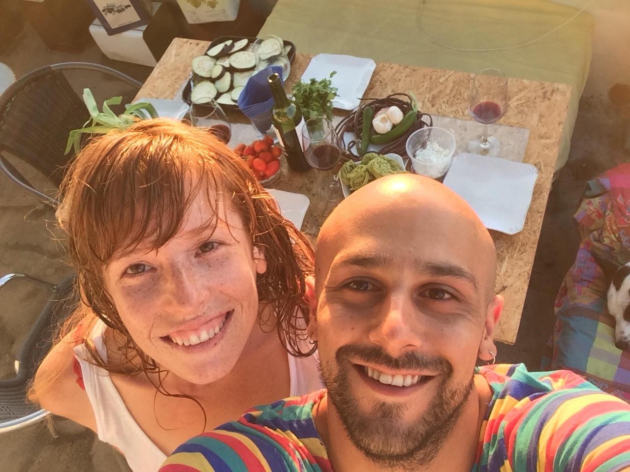שירי סאבין ומולי אלון. Plenty (צילום: יח