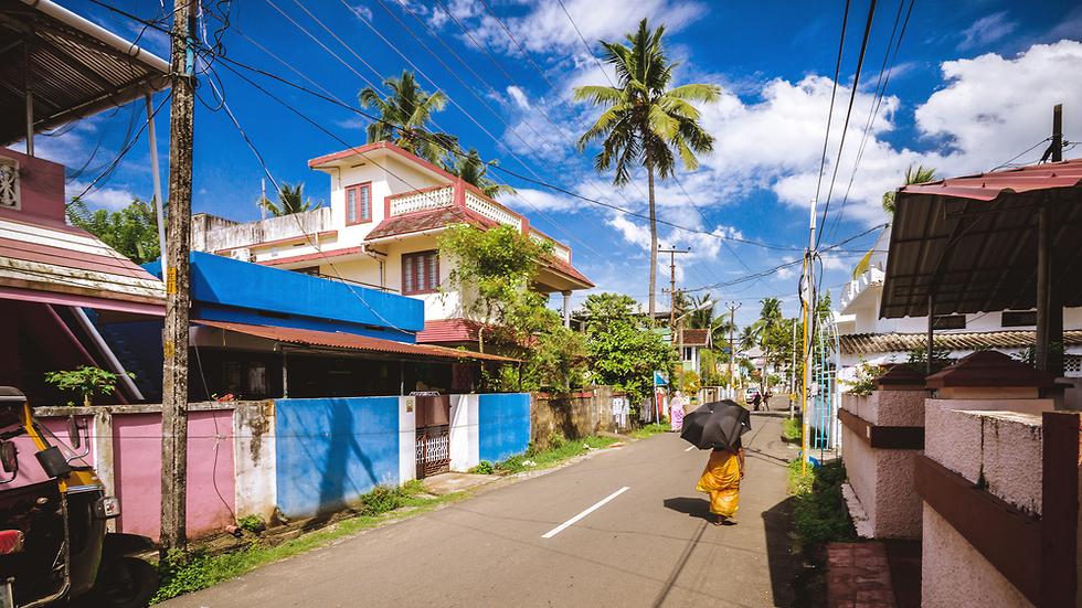 Кочин, Индия. Фото: shutterstock