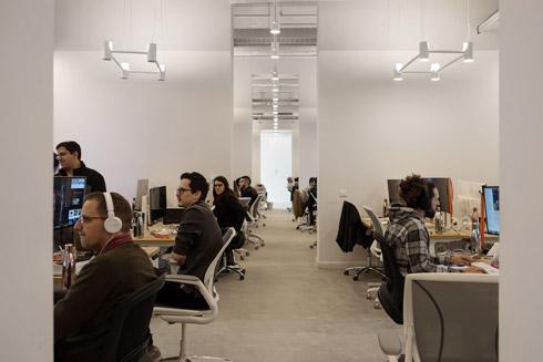 חברת המשחקים הדיגיטליים מעסיקה היום כמאה עובדים (צילום: שירן כרמל)
