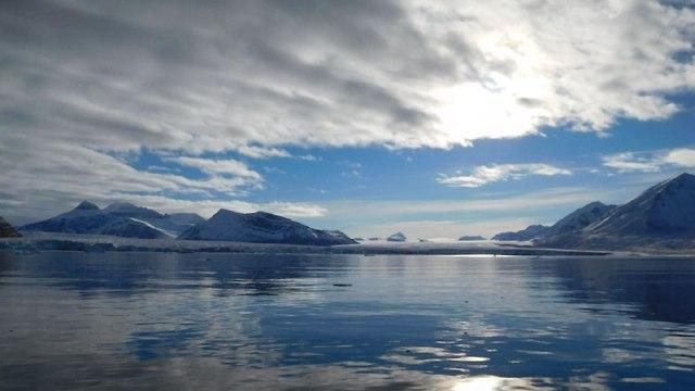 גרינלנד, איך גלעיני הקרח ישפיעו על האקלים בעתיד? (צילום: מתוך המחקר)