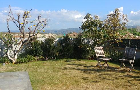 הנוף פתוח (צילום: לטיסיה שיינקמן)