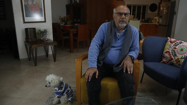 פיני סלארי חוקר רצח ורדית בקרקנוט (צילום: שאול גולן)
