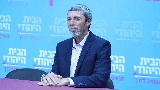 Rabbi Rafi Peretz (Photo: Moti Kimchi)  (Photo: Moti Kimchi)