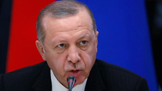 רג'פ טאיפ ארדואן (צילום: AFP)