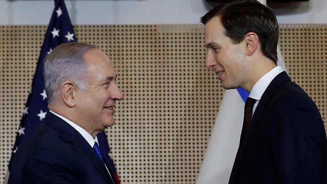 Benjamin Netanyahu and Jared Kushner  (Photo: Reuters)