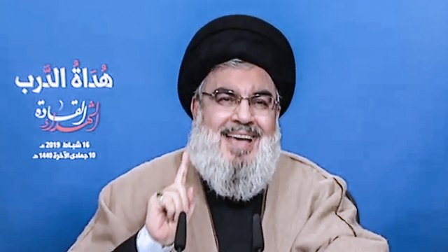 Hezbollah could use maritime border dispute as excuse to go to war with Israel