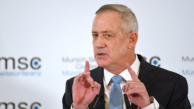 Benny Gantz (Photo: Reuters)