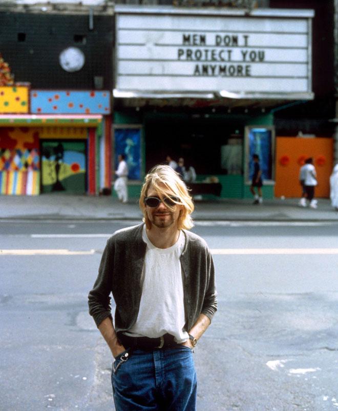 קורט קוביין הפך את האנטי-אופנה לסטייל מנצח. לחצו על התמונה לכתבה המלאה (צילום: rex/asap creative)