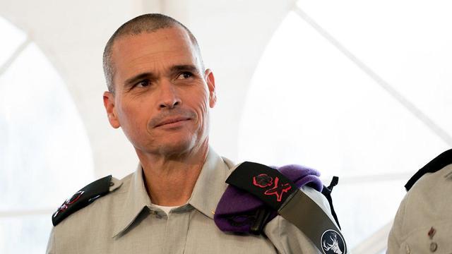 אלוף יואל סטריק (צילום: דובר צה