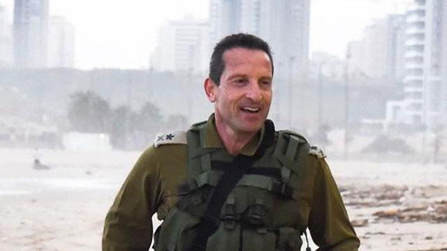 אלוף אמיר ברעם (צילום: דובר צה
