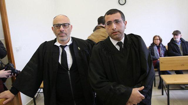 Адвокаты Лайфер. Фото: Алекс Коломойский