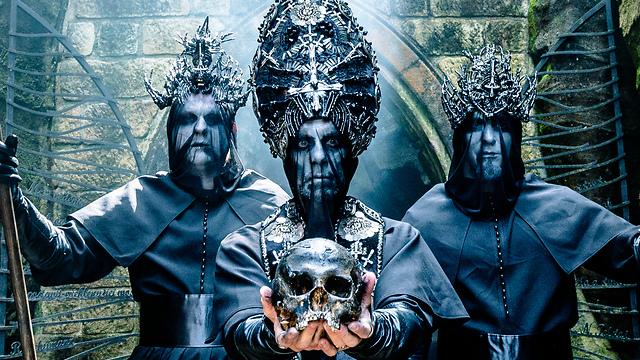 להקת בהמות' (צילום: Grzegorz Gołębiowski)