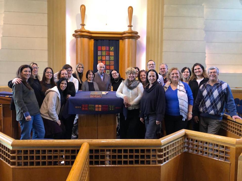 בית הכנסת חובבי תורה ()