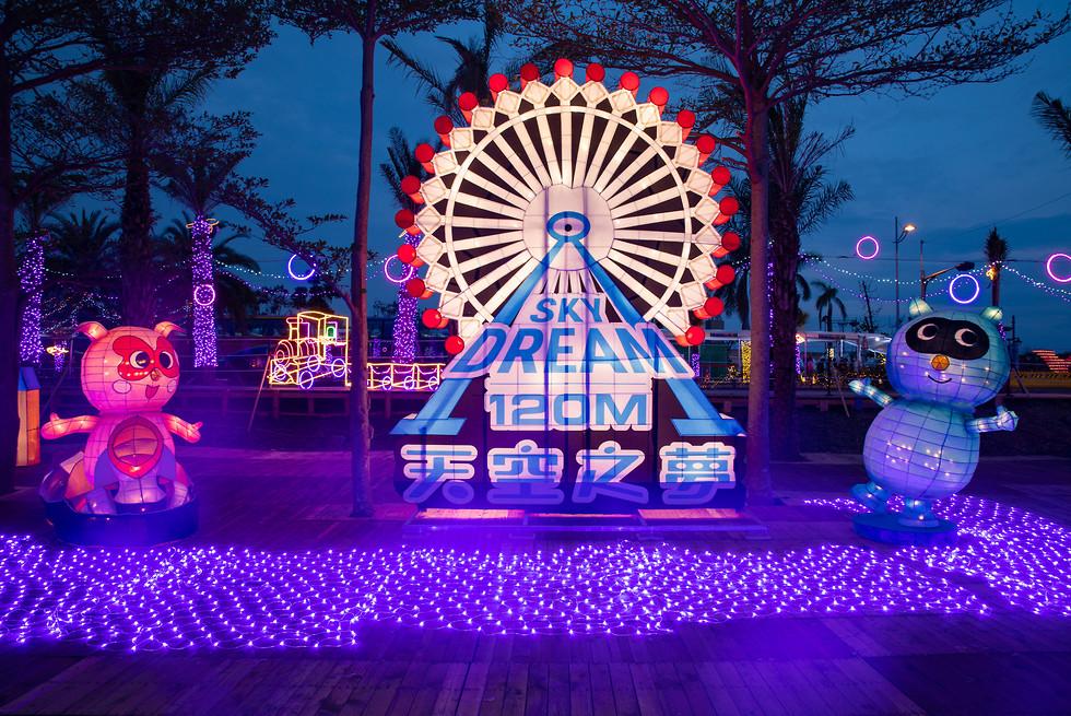 פסטיבל הפנסים, טייוואן (Taiwan Tourism Bureau)