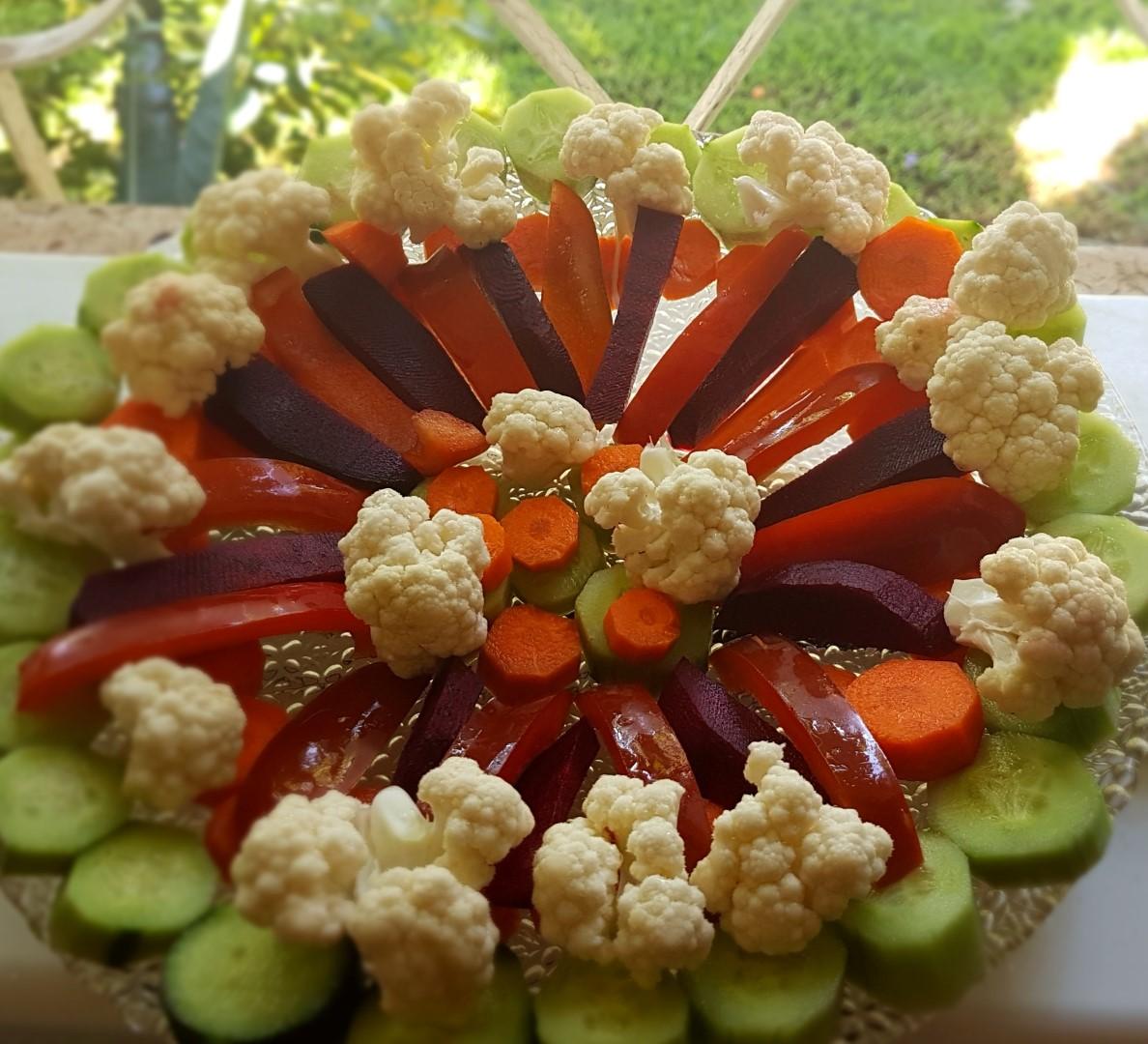 ירקות (צילום: ד
