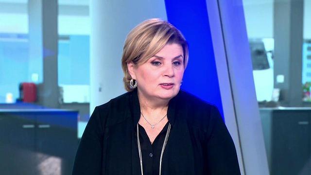 האלופה (מיל') אורנה ברביבאי בראיון לאולפן ynet  (צילום: אלי סגל)