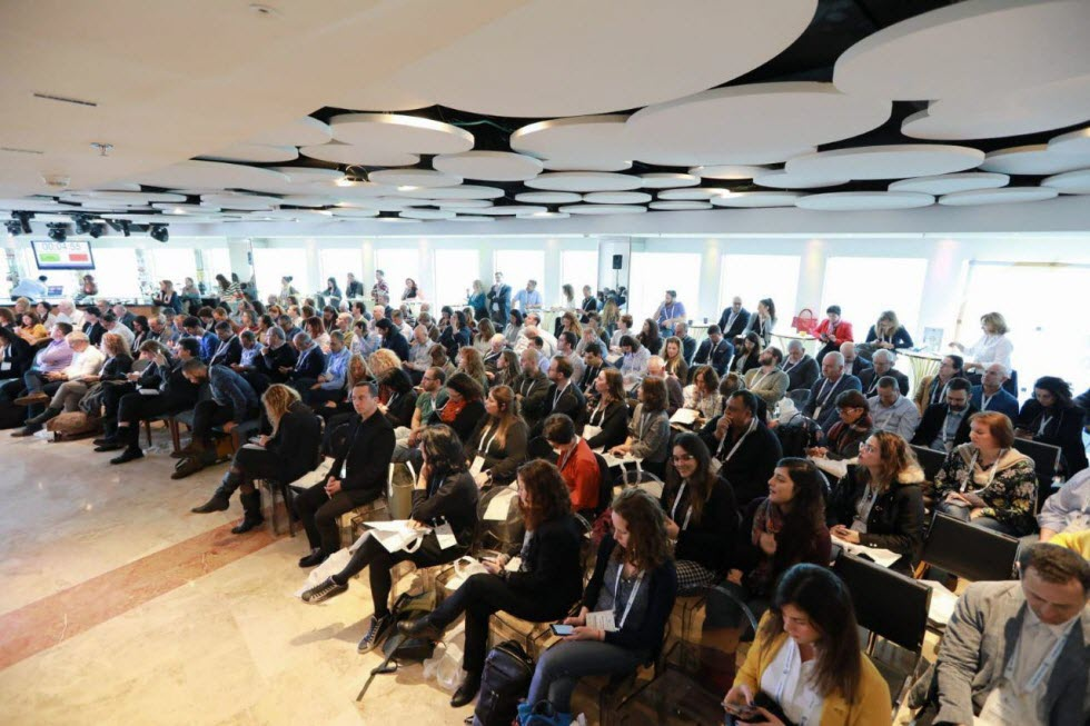 Food-tech conference held by the Israel Export Institute