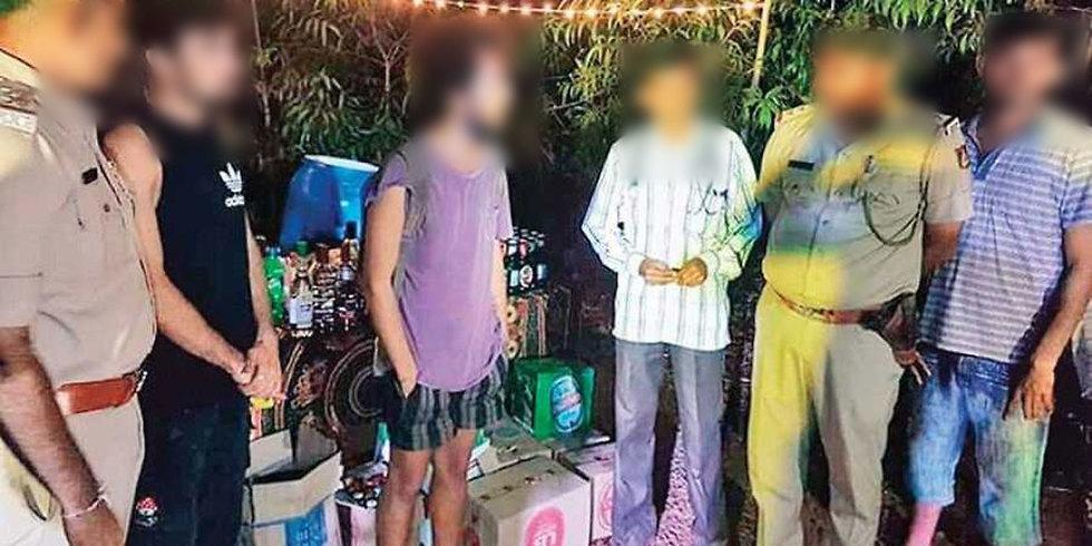 חמישה ישראלים נעצרו על סמים בהודו ובסרי לנקה (צילום: The New Indian Express)
